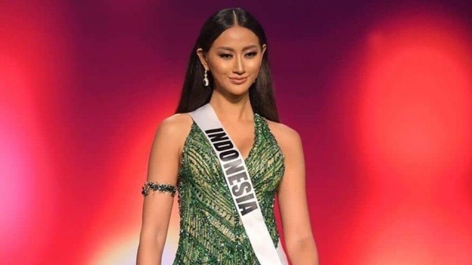 Ayu Maulida Masuk 21 Besar Miss Universe 2020