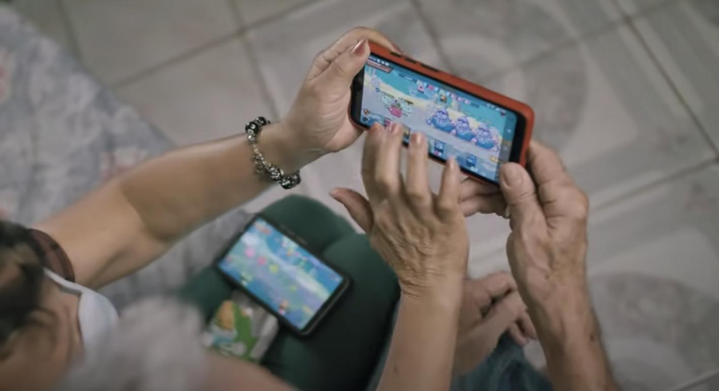Orang-Orang Filipina 'Nambang' Crypto dengan Main Game NFT, Gimana Caranya?