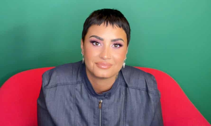 Demi Lovato Ngaku Non-Binary Ganti Panggilan jadi 'They',