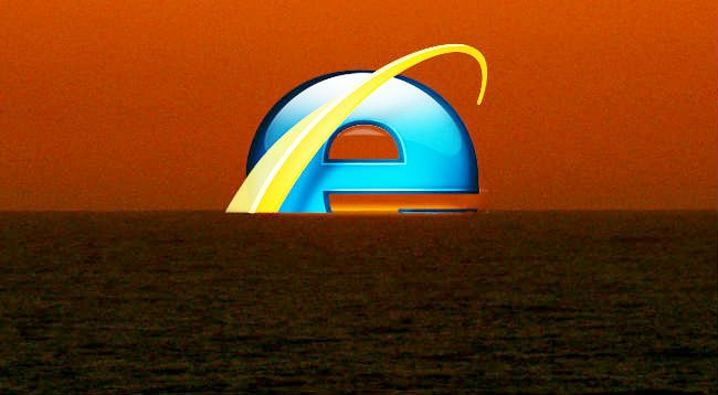 Internet Explorer akhirnya pensiun