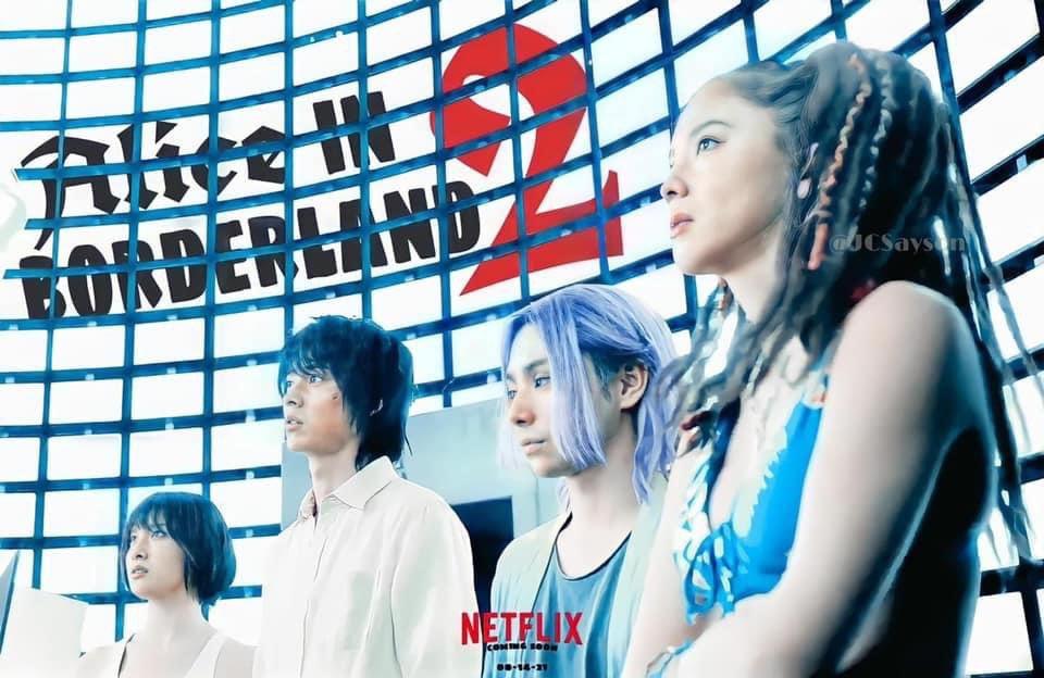 alice in borderland season 2