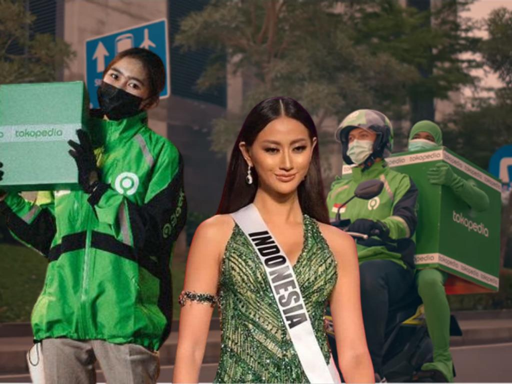Gojek dan Tokopedia 'Jadian' Hingga Keberhasilan Ayu Maulida Tembus 21 Besar Miss Universe 2020