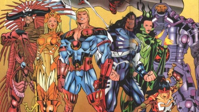 Marvel Rilis Trailer Perdana The Eternals, Hadirkan Sejarah Panjang Dunia
