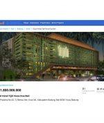 Ratusan Hotel di Bali Dijual Online