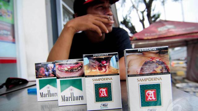 Gambar Peringatan di Bungkus Rokok Diperbesar, Promosi Juga Akan Dilarang!