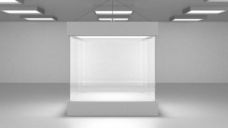 Patung Transparan Pertama di Dunia Terjual Lebih Dari Rp260 Juta