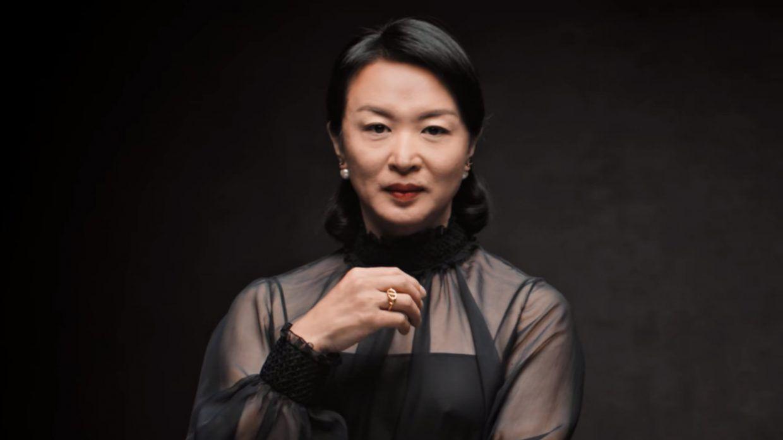 Jin Xing, Seleb Transgender Asal China Jadi Ambassador Dior J'adore!