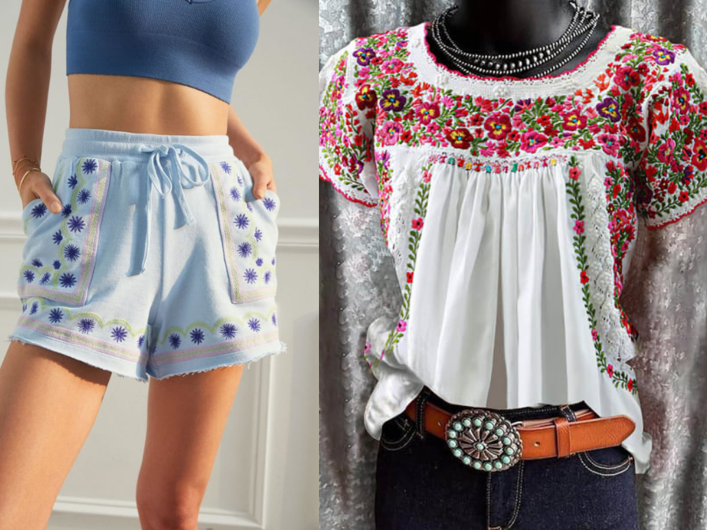 Meksiko Tuduh Zara Ambil Motif Tradisionalnya
