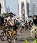 Anies Ingin Karyawan yang Naik Sepeda Dapat Insentif!