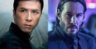 """Donnie Yen Bakal Main di """"John Wick 4"""", Jadi Kawan Lama Keanu Reeves"""