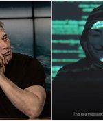 Kelompok Hacker Anonymous Ancam Elon Musk Karena Rusak Pasar Kripto