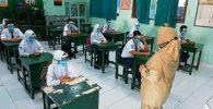 Sekolah Tatap Muka Maksimal 2 Jam Per Hari, 2 Kali Sepekan