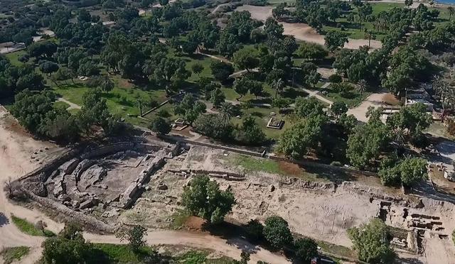 Bangunan Era Sebelum Yesus Ditemukan di Israel