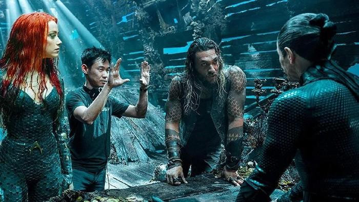 """Judul """"Aquaman 2"""" Terungkap, Begini Kata Sutradara James Wan!"""