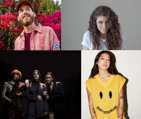 Kolaborasi Lintas Genre Marion Jola, Danilla, dan Ramengvrl Hingga Satine yang Baru Terjun: Friday Music Selection