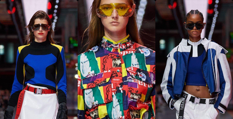 Ferrari Rambah Industri Fashion