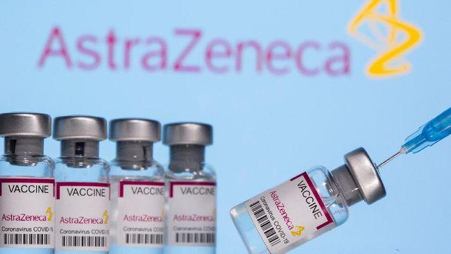 AstraZeneca Diklaim Ampuh Cegah Virus Varian Delta?