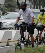 Jalur Sepeda Permanen Sudirman-Thamrin Dibongkar, Kapolri Setuju!