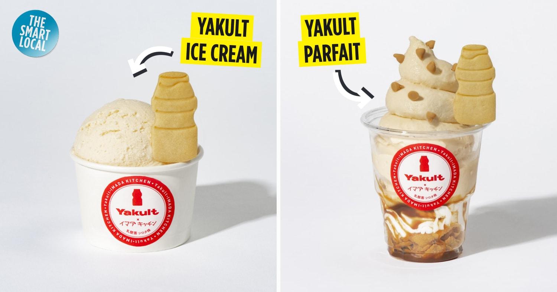Yakult Jepang Buka Toko Dessert: Yakult Disulap Jadi Es Krim hingga Shake