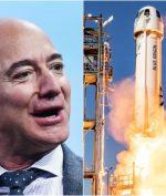 Jeff Bezos Mau ke Luar Angkasa, Netizen Bikin Petisi Larang Pulang ke Bumi