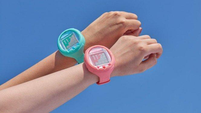 Tamagotchi Muncul Lagi Dalam Bentuk Smartwatch, Mau Coba?