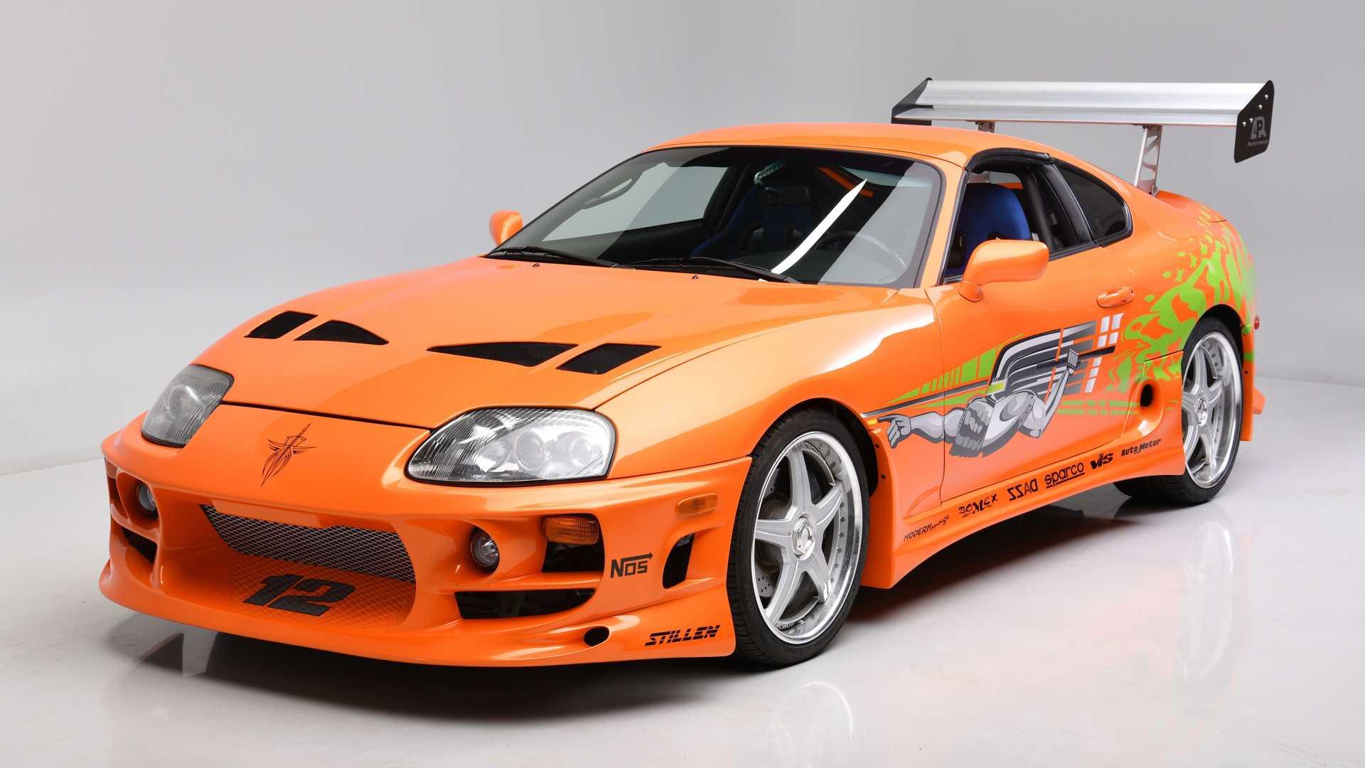 Mobil Paul Walker di Fast & Furious Dilelang, Nilainya Pecahkan Rekor