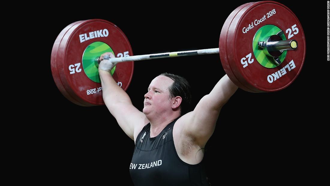 Laurel Hubbard, Atlet Transgender Pertama di Olimpiade