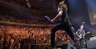 Foo Fighters Penuhi Madison Square Garden dengan Konsernya, Pertama Sejak Pandemi!