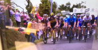 Peloton Tour de France Kecelakaan Beruntun Karena Ulah Penonton Wanita, Polisi Turun Tangan