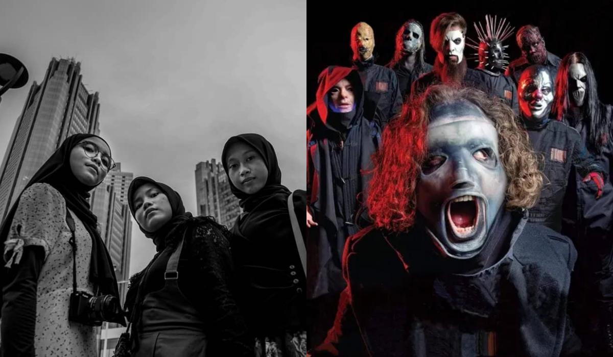 Voice of Baceprot Bakal Manggung Bareng Slipknot, Judas Priest dan Limp Bizkit di Festival Wacken Open Air 2022