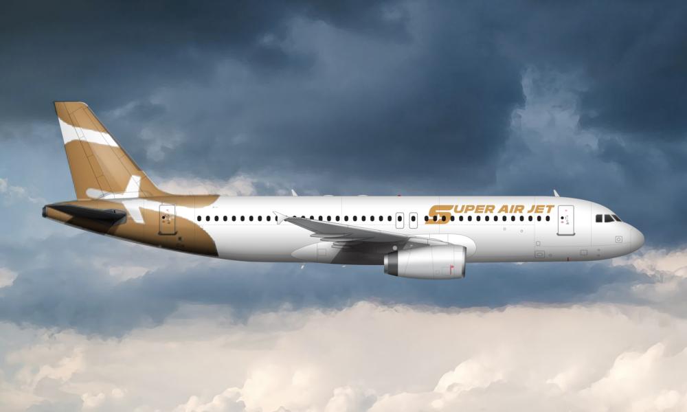 """Super Air Jet, Maskapai Baru yang Muncul Kala Bisnis Penerbangan """"Berdarah"""""""