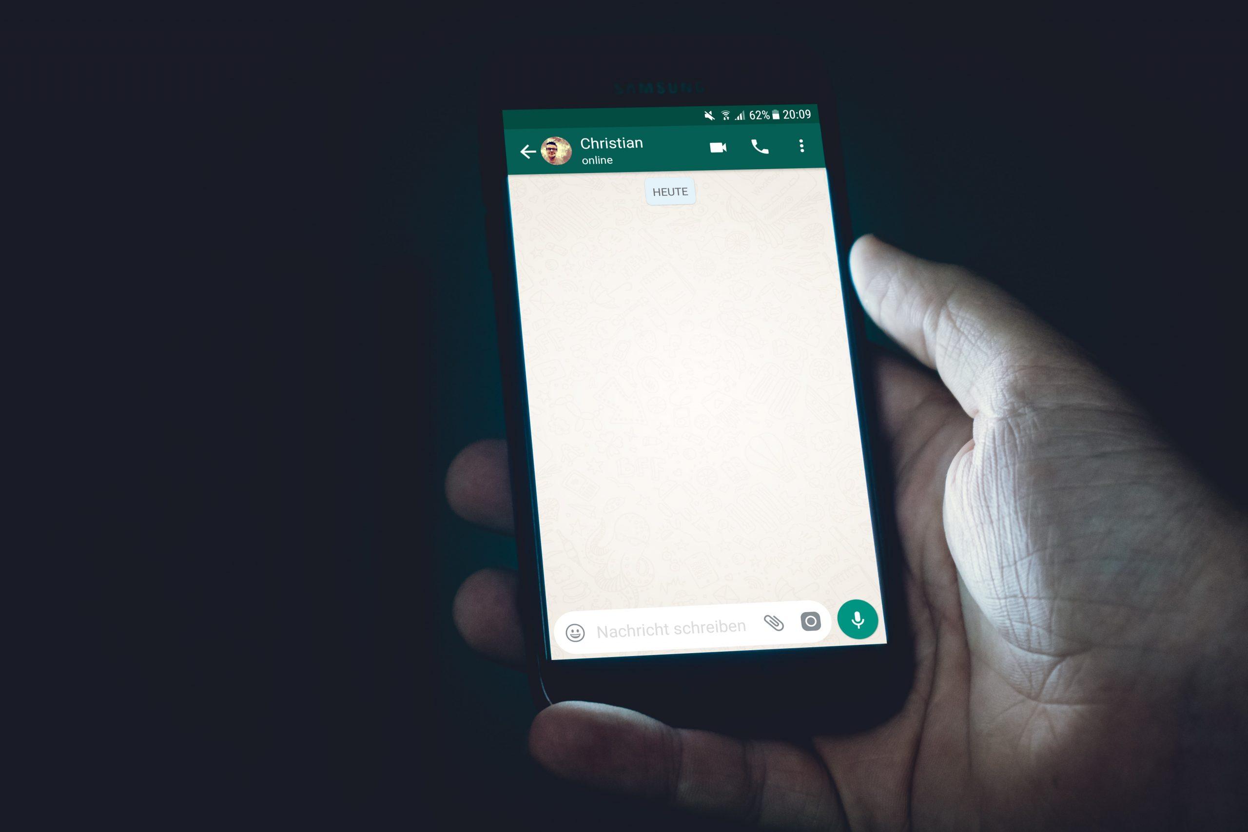 """Fitur Baru WhatsApp """"View Once"""", Foto Terhapus Setelah Dilihat"""