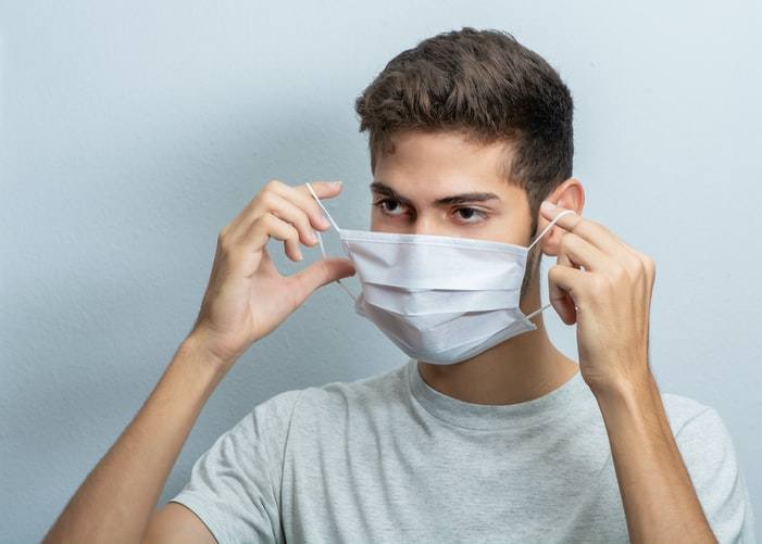 PPKM Darurat: Gak Pakai Masker Kena Sanksi?