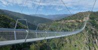 Jembatan Gantung Terpanjang di Dunia, The 516 Arouca Portugal