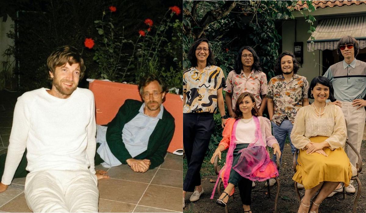 Erlend Øye: Salah Satu Lagu Baru Kings of Convenience Terinspirasi dari Lagu White Shoes & the Couples Company