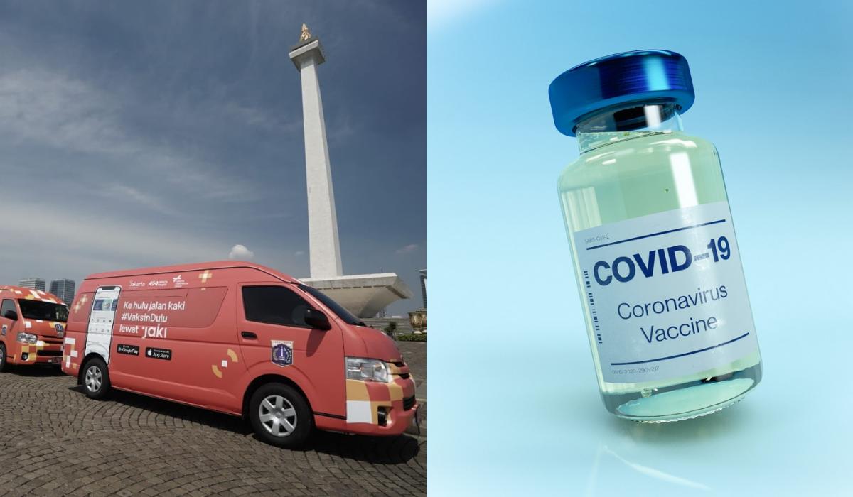 Kabar Baik Pandemi: Obat Gratis untuk Warga Isoman Hingga Peluncuran Mobil Vaksin Keliling