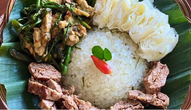 Shirataki rice