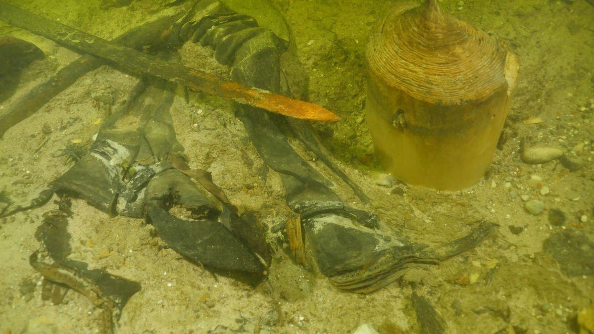 Penemuan Unik: Jenazah Prajurit Zaman Pertengahan Ditemukan Di Danau dengan Pedang yang Masih Utuh
