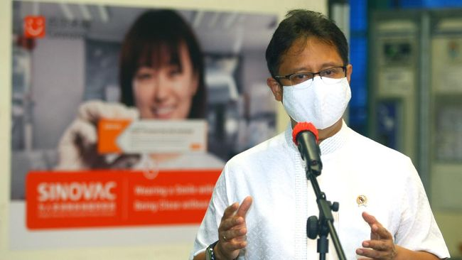 Vaksinasi di Jakarta dan Bali Setara Negara Maju? Begini Kata Menkes!