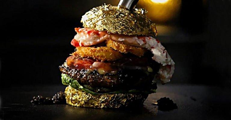 Burger Termahal di Dunia, Harga 1 Porsi 87 Juta! Apa Spesialnya?