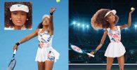 Naomi Osaka Berwujud Barbie, Terjual Habis dalam Hitungan Jam!