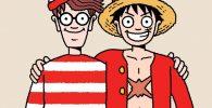 One Piece akan Berkolaborasi dengan Where's Wally, Bakal Hadirkan Crossover Spesial