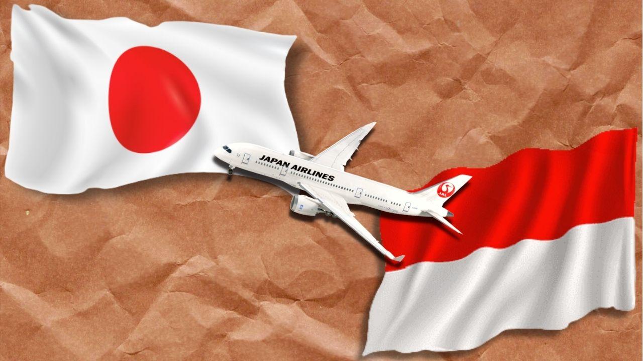 Jepang Evakuasi Warganya dari RI Hari Ini, Begini Tanggapan Kemlu!