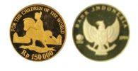 Uang Koin Emas 150 Ribu Diterbitkan Bank Indonesia
