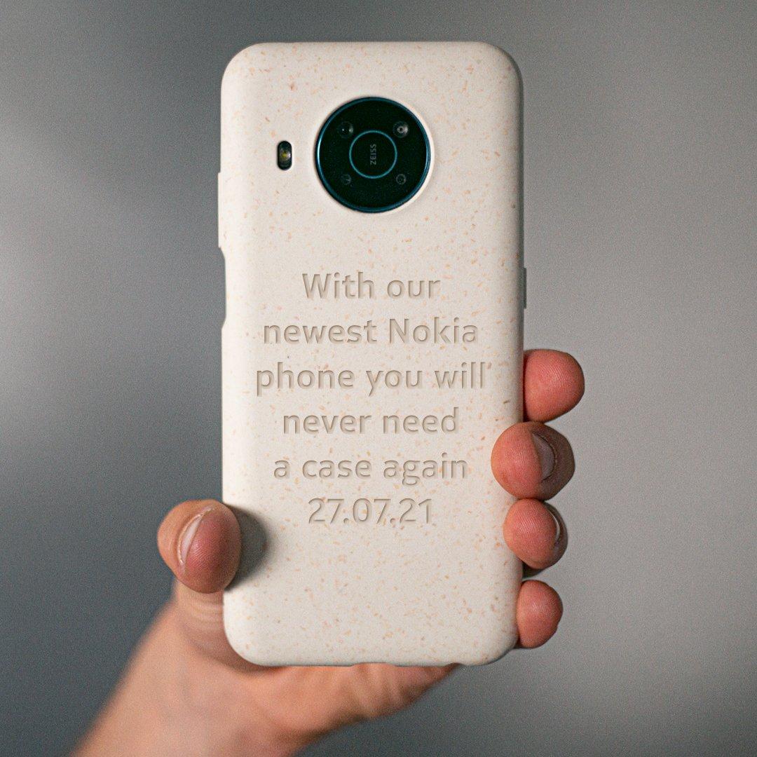 Nokia Bakal Rilis Ponsel Tangguh yang Nggak Perlu Casing