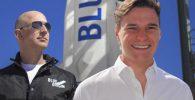 Remaja 18 Tahun Ini Ikut Jeff Bezos, Jadi Orang Termuda ke Luar Angkasa