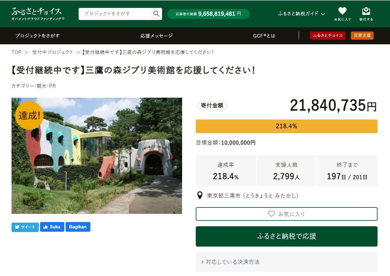 Studio Ghibli Terancam Bangkrut Karena Pandemi, Pengelola Buka Donasi