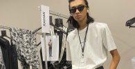 Model Pria Indonesia Tembus Pasar Eropa, Tampil untuk Saint Laurent!