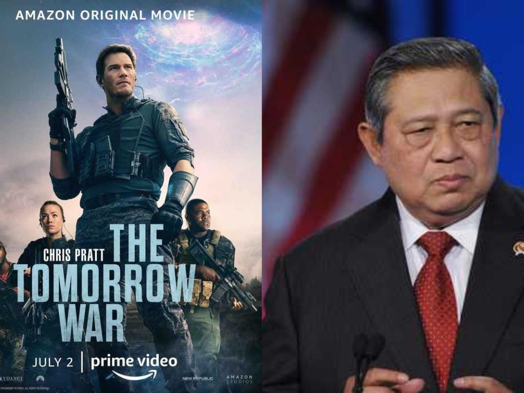 SBY The tomorrow war