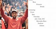 Kanye West Gelar Listening Party untuk Album Terbaru